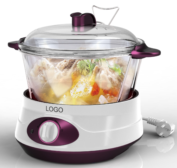 far infrared healthy glass slow cooker