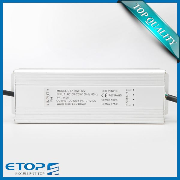 LED power Supply Single Output 30W