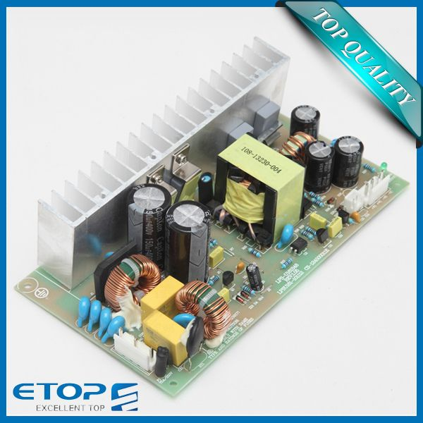 120w good efficiency rf power supply 2.3a