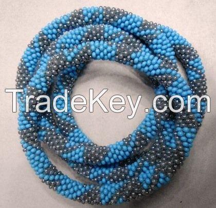 Nepal Glass Beads Bracelets