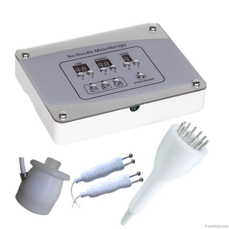 Top model No-Needle Mesotherapy Beauty Instrument