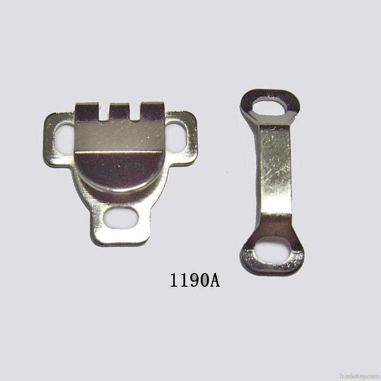 OEKO metal brass trousers hook