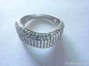 Plain Silver Jewelry