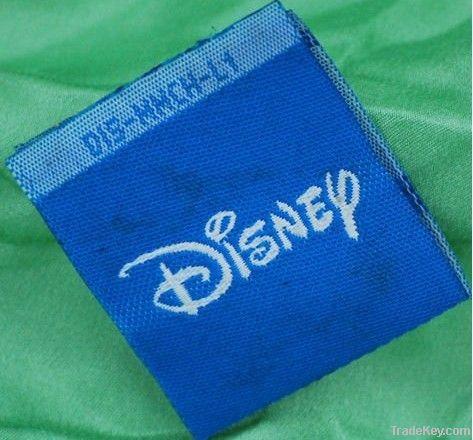 NO MOQ custom make your clothing woven label