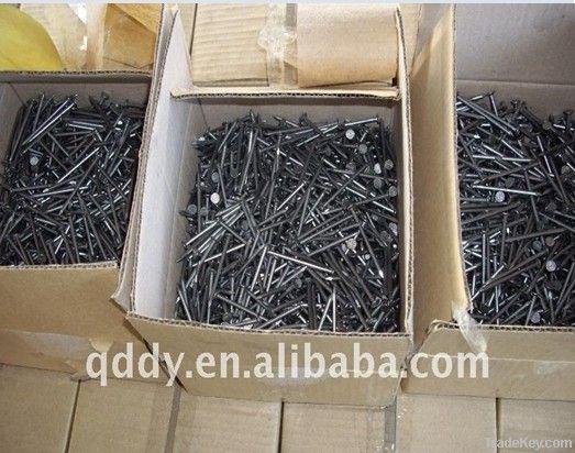 polish or electro galvanized common nail