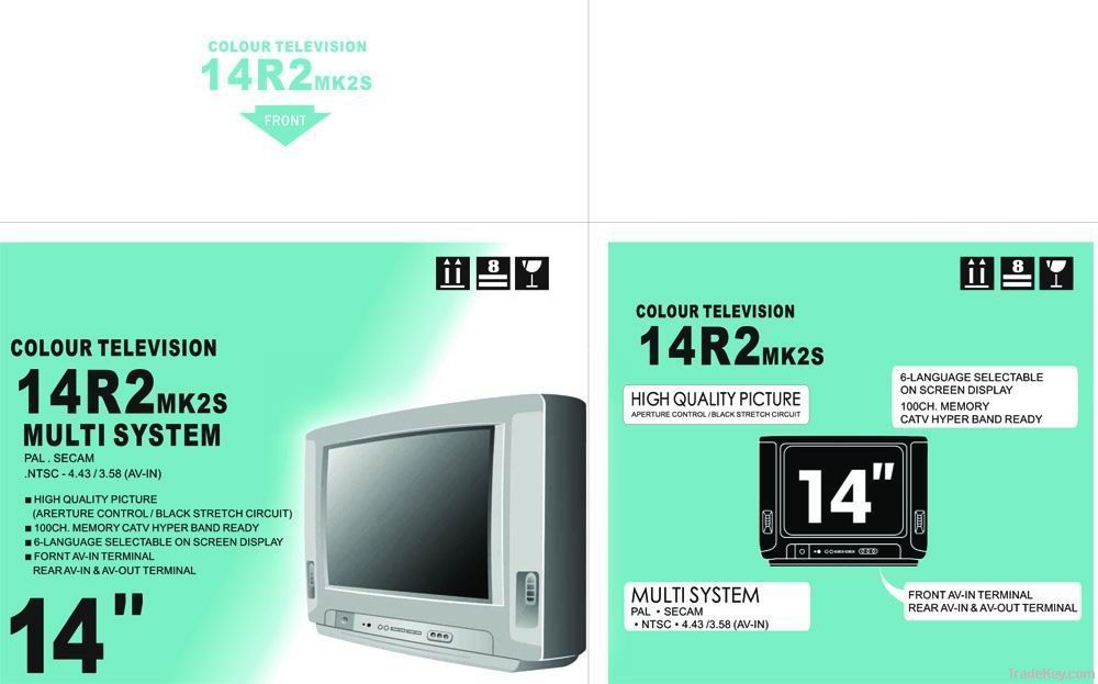 NEW COLOR TV
