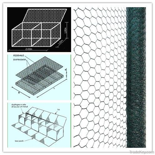 Gabions and Gabion Baskets