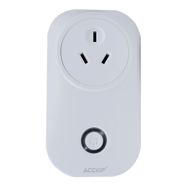 Smart WIFI Plug Switch Universal Socket With US UK EU AU Power Plug