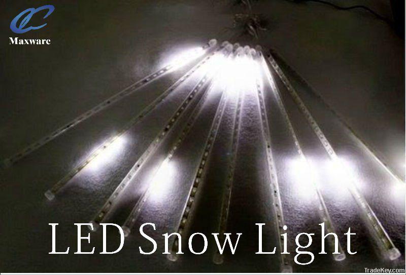 Hot!! LED holiday light/LED Christmas light/LED snow falling light