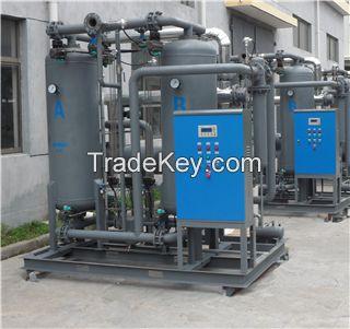Compressed Heat Purge Desiccant Air Dryers