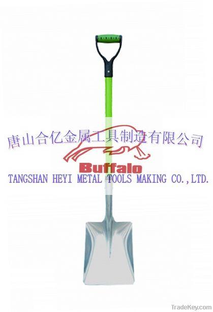 aluminum shovel