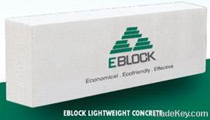 Autoclaved Aerated Concrete - EBLOCK   EB06