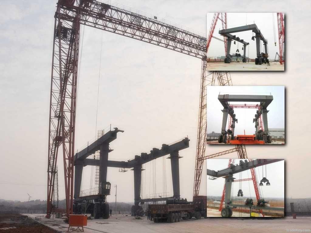 Box Type Double Girder Gantry Crane