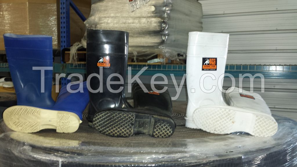 SAFETY SHOES STEEL TOE