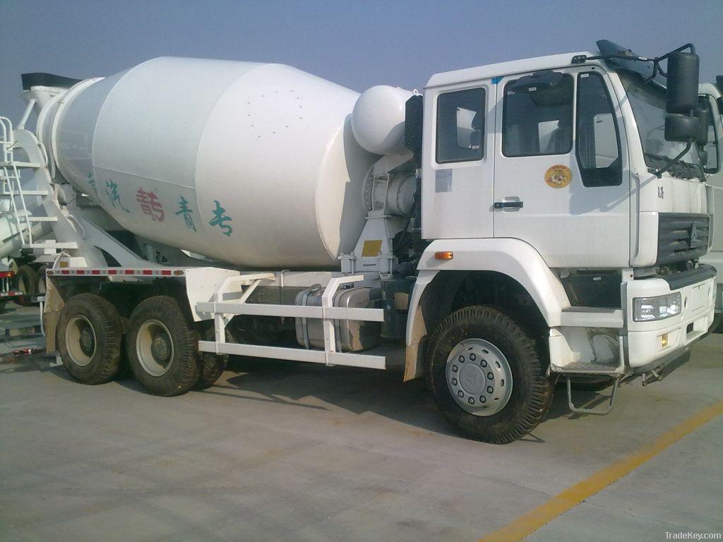 Golden Prince Concrete  Mixer Truck