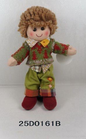 lovely cotton doll 25D0161B