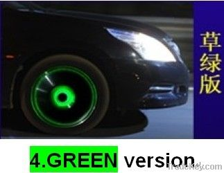 Solar Power Led Wheel Night Light