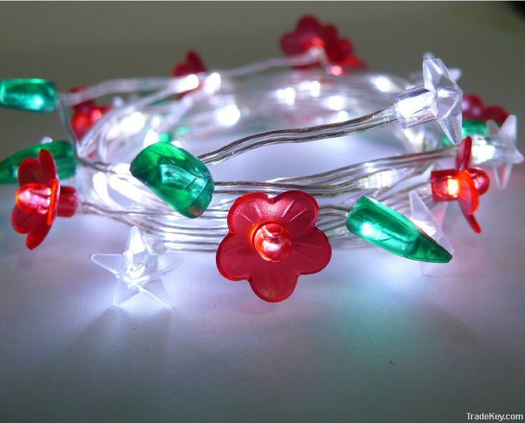 Flower Light Chain