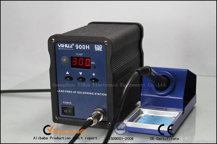 Lead free High Frequency Soldering Station YIHUA 900H