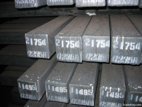 Square Steel Billets (side size 60-300mm)