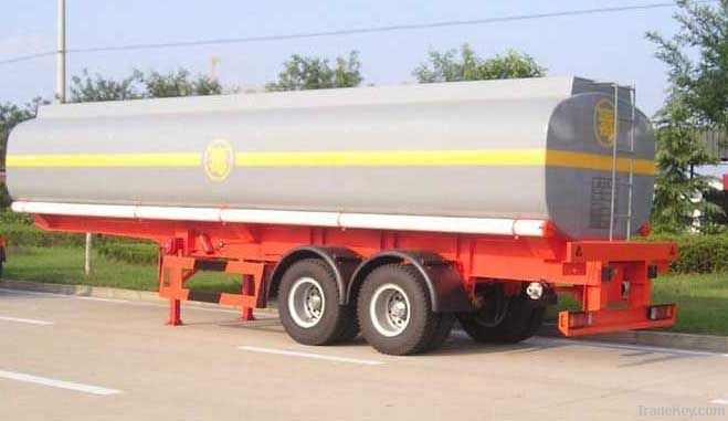 sinotruk trailer tanker