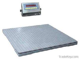 Export Small single-layer electronic weighbridge