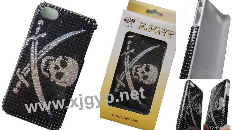 Top Sale Sticker with iphone case -- Crystal Stickers for mobile