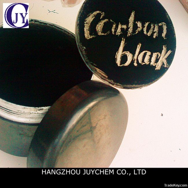 Caebon black in inks and paint