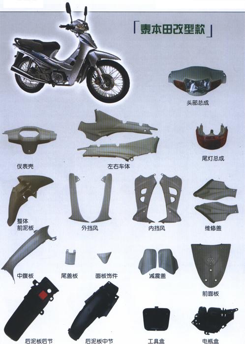 Motorbicycle Parts