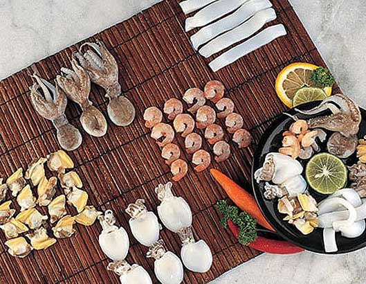 Miscellaneous Seafood | Fish | Shrimp