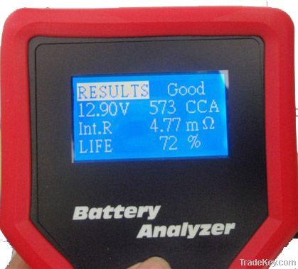 LCD Digital Battery Analyzer battery tester