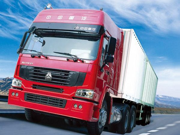 HOWO truck spare parts