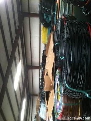 used fiber optic cable