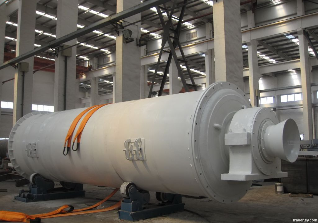 ceramic ball mill/discontinuous ball mill