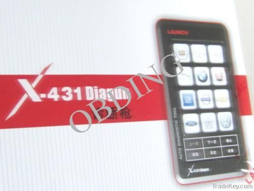 best selling and high quality x431 launch diagun