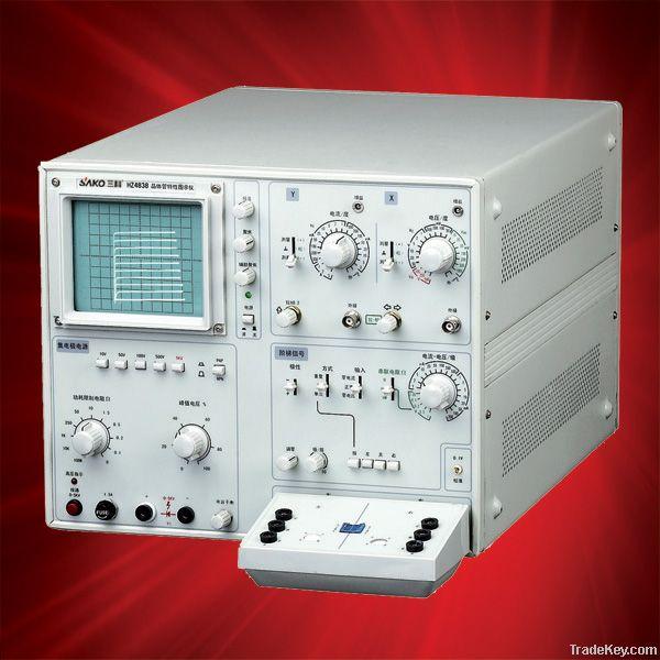 Oscilloscope, Semiconductor Curve Tracer HZ4832, HZ4838