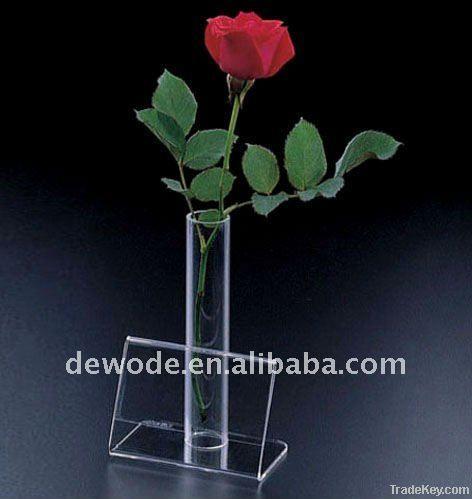 Acrylic Flower Vase