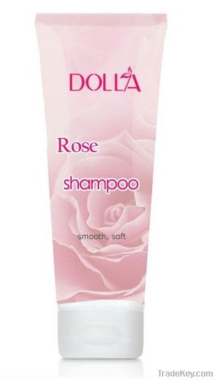 Rose Hair Shampoo With Vitamine E 200ml