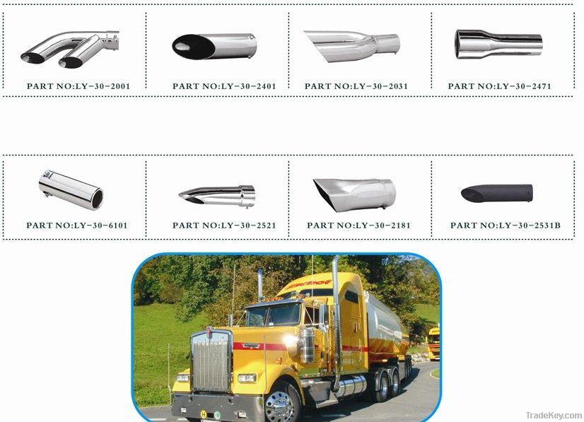 Truck Exhaust Tips
