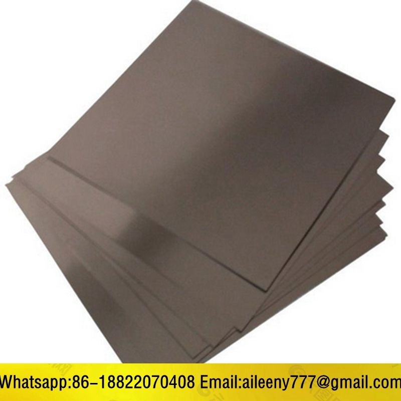 Heat Resistant 347H Stainless Steel Sheet