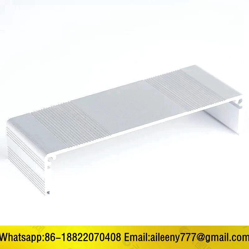 Polished 5052 Oval Aluminum Extrusion