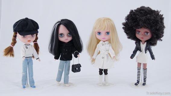 NYDoll from OEM Factory, fashion doll, plastic doll , cute doll