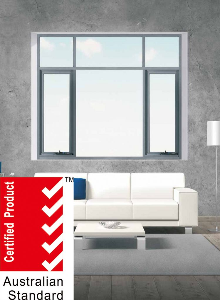 7690 casement window