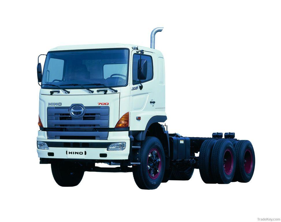 Hino 40t Gvw, 6x4 Mixer Truck