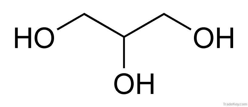 crude GLYCERINE 70%min