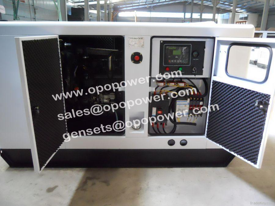 10/15/25/30/100KVA/KW Super Silent diesel generator