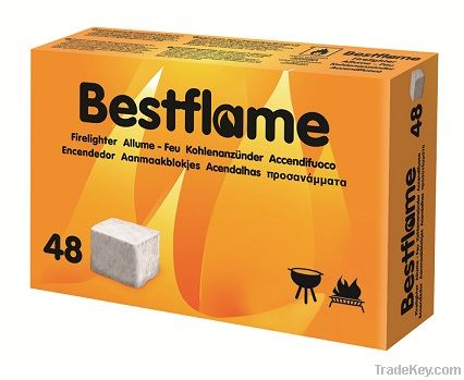 Bestflame Firelighters 48 pack (ISO accredited manufacturer)