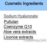 Natural Cosmetic Ingredients