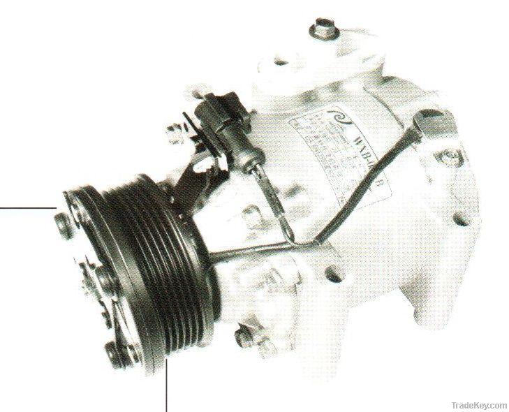 A/C Scroll Compressors