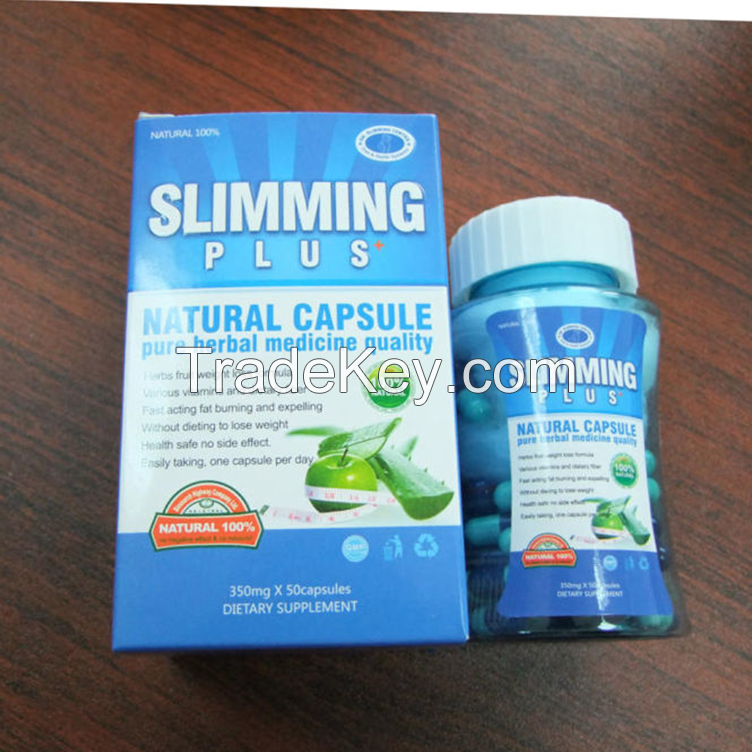 Slimming Plus Slimming Capsules Herbal Diet Pills
